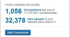 YOUR LINKEDIN NETWORK