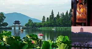Visit Hangzhou near Shanghai