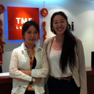 Business Development Internship Shanghai China Financial Services Industry