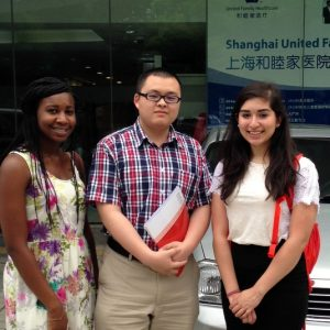 CSR Internship Shanghai China Healthcare Pharmaceuticals Industry