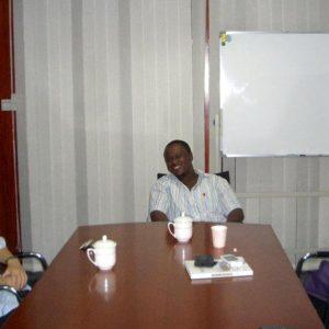 Ebow Brew Hammond Ghana 2009 Ghana School Of Law GSL Legal Internship In Shanghai 2 001