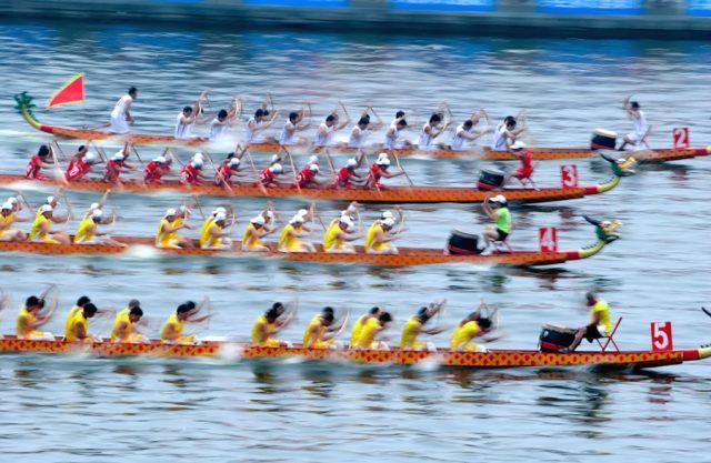 Chinese Celebrations: Dragon Boat Festival