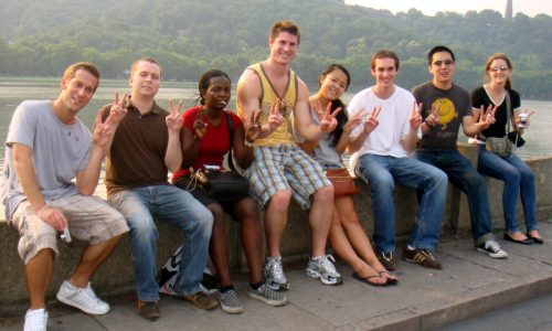 Interns Trip In China