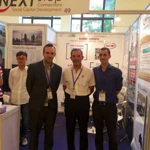 NSC At The Expat Show 2015