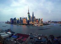 Shanghai China Business Consulting Industry
