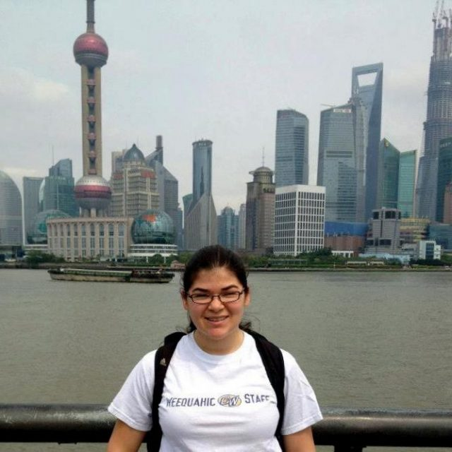 Internship Experience Shanghai, China In Business Industry