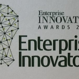 NSC Finalist In Enterprise Innovator Awards
