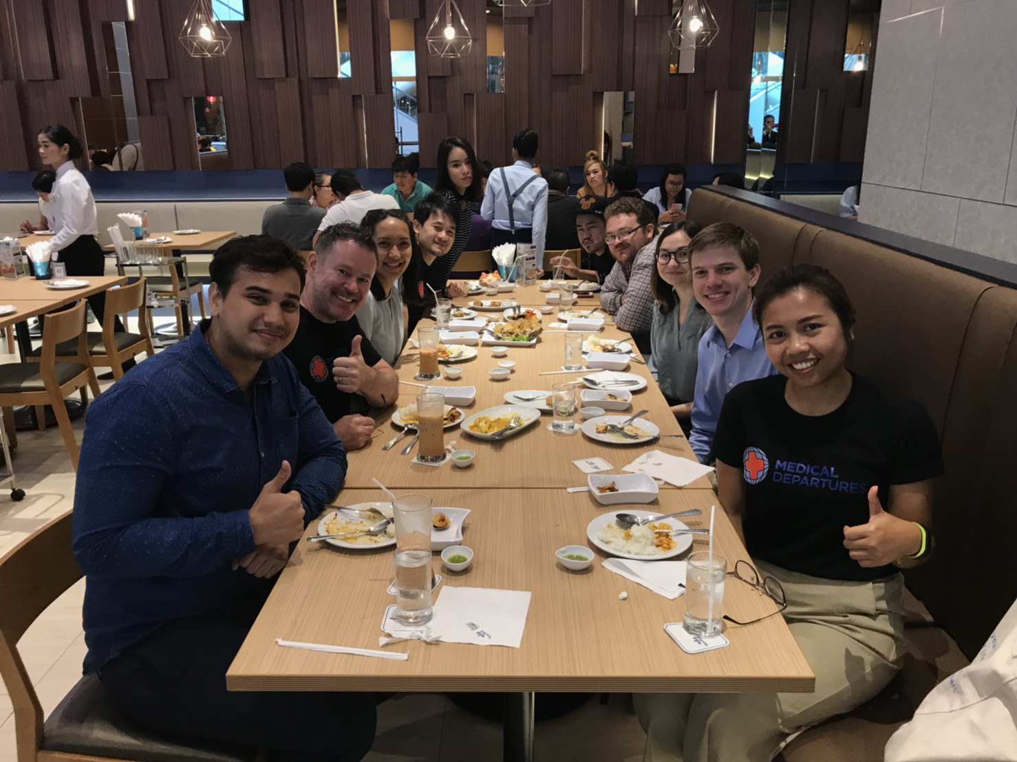NSC Participant Stories: UT Austin Interns Discovering Medical Tourism in Asia