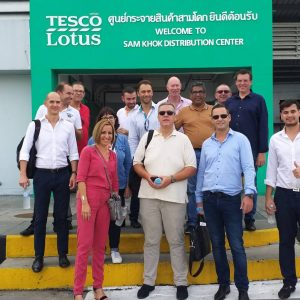 Learning Expedition For E.LECLERC In Thailand On Distribution